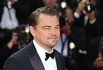 """72nd edition of the Cannes Film Festival in Cannes in Cannes, southern France on May 21, 2019. Red Carpet for the screening of the film """"Once Upon a Time... in Hollywood"""" US actor Leonardo DiCaprio on the red carpet.<br /> © Pierre Teyssot / Maxppp"""
