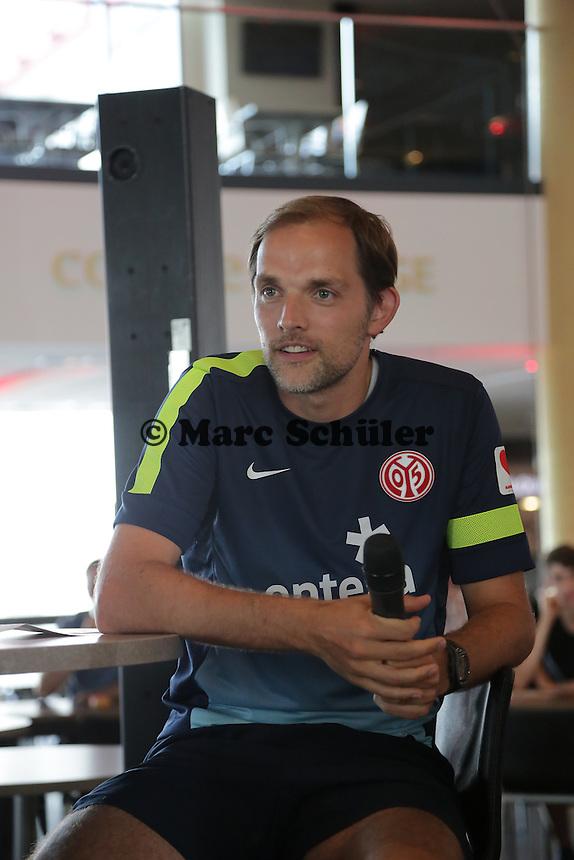 Trainer Thomas Tuchel (Mainz 05)