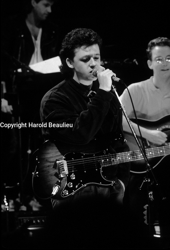 File Photo - Tears For Fears<br /> <br />  in the eighties. Exact date unkonwn.<br /> <br /> photo  : Harold Beaulieu<br />  -  Agence Quebec Presse