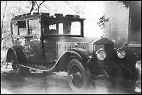 BNPS.co.uk (01202 558833)<br /> Pic: Bonhams/BNPS<br /> <br /> The Maharana used the Roller for Tiger hunting expeditions.<br /> <br /> The Rolls from Rajputana... this regal Rolls-Royce formerly owned by an Indian Maharana who was at odds with George V has emerged for a whopping &pound;400,000. <br /> <br /> The Silver Ghost was special ordered in 1914 by His Highness the Maharana Sir Fateh Singh Bahadur of Udaipur - a longtime ruler of a princely state in the British Raj.  <br /> <br /> While clearly a fan of British engineering Fateh Singh Bahadur riled the sovereign when he refused to welcome Edward, Prince of Wales, later Edward VIII, to India in 1921. <br /> <br /> The vintage motor will be sold by Bonhams auctioneer at the Goodwood Festival of Speed in West Sussex on June 30.