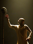 London UK 10th January 2019 Akram Khan's Company performing UNTIL THE LIONS Roundhouse London.  Akram Khan as Bheeshma