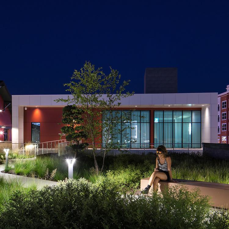 Liberty Town Center | HOAR Construction
