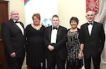 Karl Rooney and family at the Special Olympics Gala Ball in The Boyne Valley Hotel...Photo NEWSFILE/Jenny Matthews.(Photo credit should read Jenny Matthews/NEWSFILE)....This Picture has been sent you under the condtions enclosed by:.Newsfile Ltd..The Studio,.Millmount Abbey,.Drogheda,.Co Meath..Ireland..Tel: +353(0)41-9871240.Fax: +353(0)41-9871260.GSM: +353(0)86-2500958.email: pictures@newsfile.ie.www.newsfile.ie.FTP: 193.120.102.198.