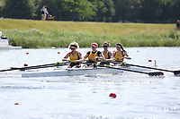 Race: 17  Event: Women's Coxless Fours - Championship - Heat<br /> <br /> National Schools Regatta 2018<br /> Sunday<br /> <br /> To purchase this photo, or to see pricing information for Prints and Downloads, click the blue 'Add to Cart' button at the top-right of the page. The Metropolitan Regatta 2018
