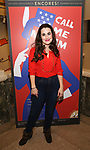 "Lauren Worsham attends the closing Night performance reception for Encores! ""Call Me Madam"" at City Center on February 10, 2019 in New York City."
