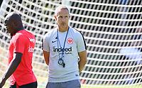 Trainer Adi Hütter (Eintracht Frankfurt) - 18.07.2018: Eintracht Frankfurt Training, Commerzbank Arena