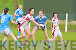 Katie O'Connor Firies Aoife O'Sullivan Rathmore
