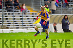 South Kerry in Action against Killian Spillane Kenmare in the County Senior Football Semi Final at Fitzgerald Stadium Killarney on Sunday.
