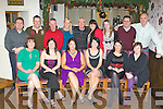 The staff from Kerry Airport who clebrated their Christmas party in Corkey's bar Killarney on Thursday night........