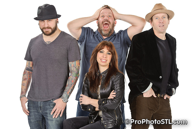 Cowboy Mouth promo shots