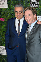 Eugene Levy &amp; Martin Short at the arrivals for &quot;An Unforgettable Evening&quot;, to benefit the Women's Cancer Research Fund, at The Beverly Wilshire Hotel. Beverly Hills, USA 16 February  2017<br /> Picture: Paul Smith/Featureflash/SilverHub 0208 004 5359 sales@silverhubmedia.com