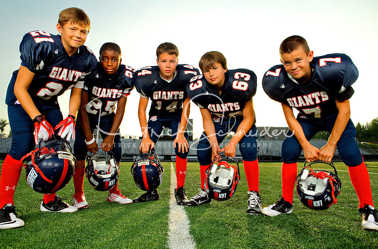 Lake Norman Giants Ad Shot.