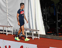 Marek Hamsik non partecipa all allenamento pomeridiano