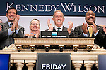 Kennedy-Wilson Holdings, Inc. 10.9.15