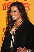 Tia Carrere at the opening night of Ringling Bros. &amp; Barnum &amp; Bailey's 'Dragons' held at Staples Center on July 12, 2012 in Los Angeles, California. &copy;&nbsp;mpi27/MediaPunch Inc /*NORTEPHOTO*<br />