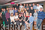 Staff from Harvey Norman,Manor West shopping centre,Tralee celebrated their Christmas party in the AbbeyInn last Saturday night.