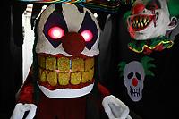 """""""Creepy Carnival"""" heißt es im """"House of Horror"""" bei Oliver Engel - Schneppenhausen 29.10.2018: """"Verlies der Geister"""" zu Halloween in Schneppenhausen"""