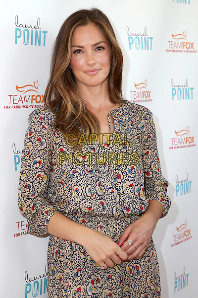 STUDIO CITY, CA - JULY 27: Minka Kelly  at Raising The Bar To End Parkinson's at Laurel Point on July 27, 2016 in Studio City, California. <br /> CAP/MPI/DE<br /> &copy;DE/MPI/Capital Pictures