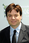 "UNIVERSAL CITY, CA. - May 16: Mike Myers arrives at the ""Shrek Forever After"" Los Angeles Premiere at Gibson Amphitheatre on May 16, 2010 in Universal City, California."