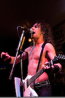 Airbourne at Cherry Rock, 6 May 2007