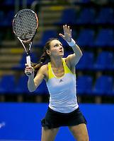 18-12-13,Netherlands, Rotterdam,  Topsportcentrum, Tennis Masters, , Olga Kalyuzhnaya, <br /> Photo: Henk Koster