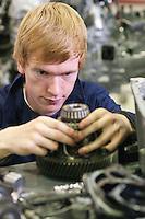 Tertiary: Motor Mechanics