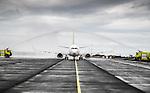 Isavia - Fyrsta Flug Baltic Airlines 29.05.2016