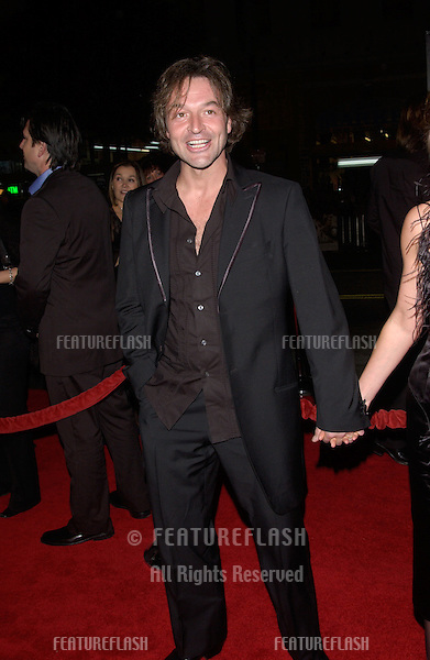 Nov 16, 2004; Los Angeles, CA: Actor IAN BEATTIE at the world premiere, in Hollywood, of his new movie Alexander..