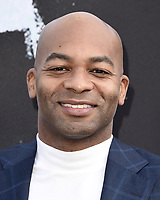 """LOS ANGELES - JUNE 2: Cast member Brandon Victor Dixon attends the FYC red carpet event for FOX's """"RENT"""" at the Darryl Zanuck Theater at FOX Studios on June 2, 2019 in Los Angeles, California. (Photo by Scott Kirkland/FOX/PictureGroup)"""