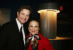 Brian Lane Green (AMC & AW) poses wth Tovah Feldshuh (AMC, ATWT and Ryans Hope) and were son and mom in flim Friends and Family and they perform at the Broadway For A New America presented by the Jewish Alliance for Change on April 13, 2009 at the Peter Norton Symphony Space, NYC. (Photo by Sue Coflin/Max Photos)