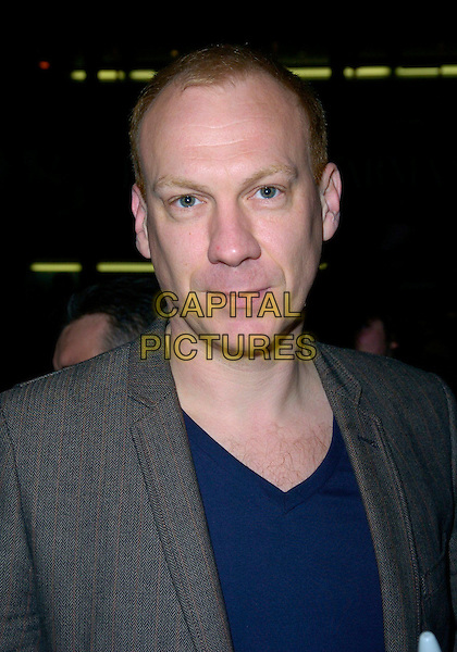 "SHAUN DINGWALL.The ""Treats"" press night, Garrick Theatre, London, UK..March 8th, 2007.headshot portrait .CAP/CAN.©Can Nguyen/Capital Pictures"
