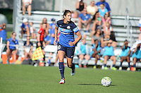 Kansas City, MO - Saturday June 25, 2016:  Yael Averbuch during a regular season National Women's Soccer League (NWSL) match at Swope Soccer Village.