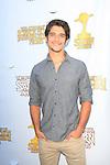 BURBANK - JUN 26: Tyler Posey at the 39th Annual Saturn Awards held at Castaways on June 26, 2013 in Burbank, California
