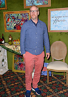 LOS ANGELES, CA. October 04, 2018: Matt Walsh at the Los Angeles premiere for &quot;My Dinner With Herve&quot; at Paramount Studios.<br /> Picture: Paul Smith/Featureflash