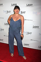 """LOS ANGELES - AUG 4:  Devin DeVasquez at the """"The Bay"""" Red Carpet Extravaganza at the Open Air Kitchen + Bar on August 4, 2014 in West Hollywood, CA"""