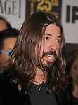 LOS ANGELES, CA. - March 05: Musician Dave Grohl of The Foo Fighters arrives at the 25th Film Independent Spirit Awards held at Nokia Theatre L.A. Live on March 5, 2010 in Los Angeles, California.