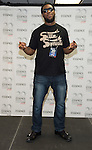 NEW ORLEANS, LA - JULY 6: Recording artist Robert Glasper attends the 2014 Essence Music Festival at the Mercedes-Benz Superdome on July 6, 2014 in New Orleans, Louisiana. Photo Credit: Morris Melvin / Retna Ltd.