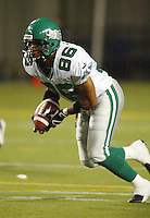 Kevin Nickerson Saskatchewan Roughriders 2003. Photo Scott Grant