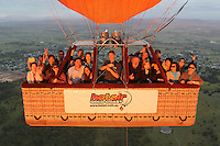 20160324 March 24 Hot Air Balloon Gold Coast