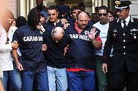 NAPOLI: Arresto boss di Scampia Paolo Di Lauro