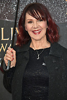 Arlene Phillips<br /> The Olivier Awards 2018 , arrivals at The Royal Albert Hall, London, UK -on April 08, 2018.<br /> CAP/PL<br /> &copy;Phil Loftus/Capital Pictures
