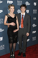 www.acepixs.com<br /> <br /> January 3 2017, LA<br /> <br /> Simon Rich and his wife arriving at the premiere of FXX's 'It's Always Sunny In Philadelphia' Season 12 and 'Man Seeking Woman' Season 3 at the Fox Bruin Theatre on January 3, 2017 in Los Angeles, California. <br /> <br /> By Line: Peter West/ACE Pictures<br /> <br /> <br /> ACE Pictures Inc<br /> Tel: 6467670430<br /> Email: info@acepixs.com<br /> www.acepixs.com
