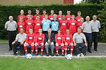 FAW Wales Junior Football Squad 2005