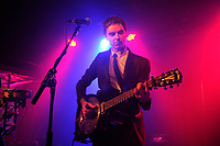 LONDON, ENGLAND - NOVEMBER 5: Thomas Truax performing at The Lexington on November 5, 2017 in London, England.<br /> CAP/MAR<br /> &copy;MAR/Capital Pictures