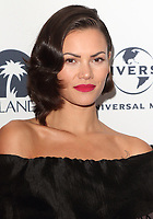 Sinead Harnett at the Amy Winehouse Foundation Gala held at the Dorchester Hotel, Park Lane, London on October 5th 2017<br /> CAP/ROS<br /> &copy;ROS/Capital Pictures