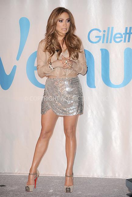 WWW.ACEPIXS.COM . . . . . .February 2, 2011...New York City...Actress Jennifer Lopez attends the Venus Goddess Fund for Education launch press conference at Radio City Music Hall on February 2, 2011 in New York City....Please byline: KRISTIN CALLAHAN - ACEPIXS.COM.. . . . . . ..Ace Pictures, Inc: ..tel: (212) 243 8787 or (646) 769 0430..e-mail: info@acepixs.com..web: http://www.acepixs.com .