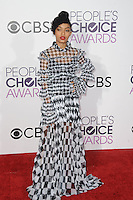 www.acepixs.com<br /> <br /> January 18 2017, LA<br /> <br /> Yara Shahidi arriving at the People's Choice Awards 2017 at the Microsoft Theater on January 18, 2017 in Los Angeles, California.<br /> <br /> By Line: Peter West/ACE Pictures<br /> <br /> <br /> ACE Pictures Inc<br /> Tel: 6467670430<br /> Email: info@acepixs.com<br /> www.acepixs.com