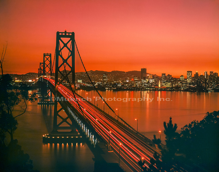 Bay Bridge,San Francisco,California