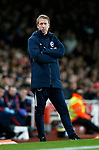 Brighton's Graham Potter during the Premier League match at the Emirates Stadium, London. Picture date: 5th December 2019. Picture credit should read: David Klein/Sportimage