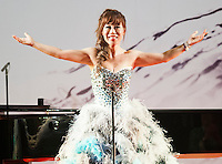 Korean soprano Sumi Jo during the press conference previous a concert at the Wangfujing church as part of the UBS Beijing Music Festival on 9 October 2011. Photo by Victor Fraile / studioEAST
